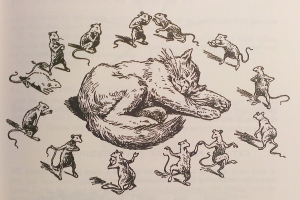 Puzzle 50: Cat and Mice