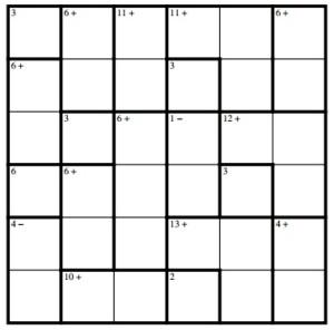 Puzzle 88 - Easy